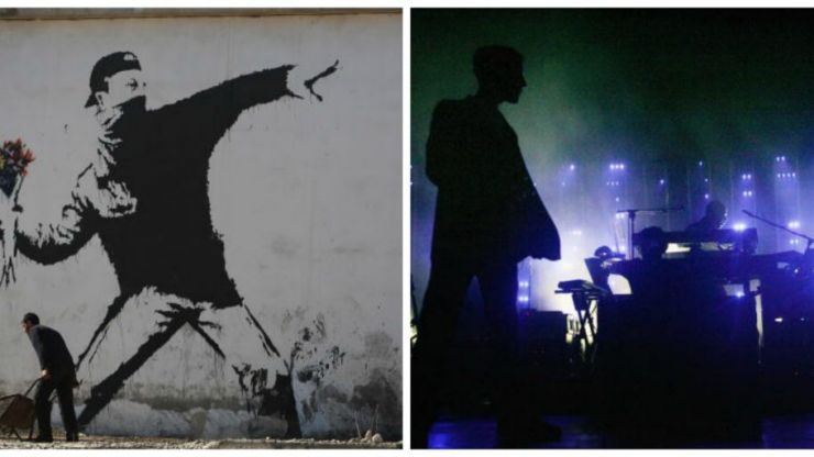 A journalist reckons he's figured out who Banksy is and he's got a strong case