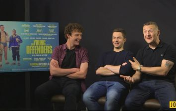 EXCLUSIVE WATCH: The Young Offenders describe the awkward moment they first met PJ Gallagher
