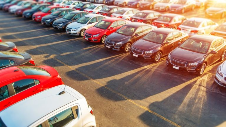 The five most popular 171 cars sold in Ireland so far this year