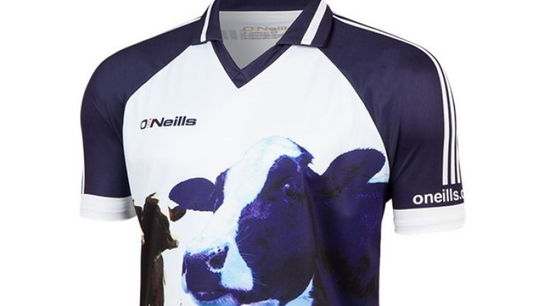 PICS: Fans of farming and GAA will love these O'Neills jerseys for the Ploughing Championships