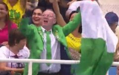WATCH: Ellen Keane's Dad was the proudest man in Rio after she qualified for tonight's final