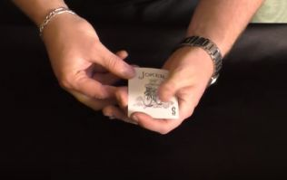 VIDEO: If you can figure this card trick out, you're cleverer than us