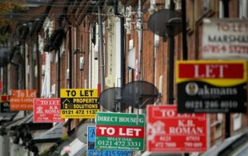 Bad news if you're looking for a place to rent in Dublin