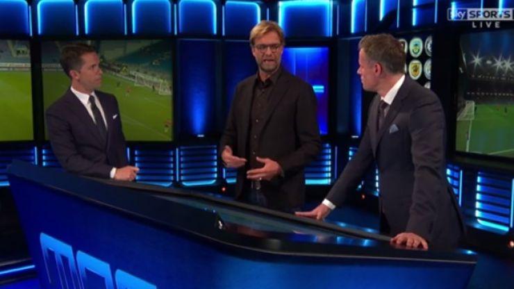 It's not just Liverpool fans who are loving Jürgen Klopp on Monday Night Football