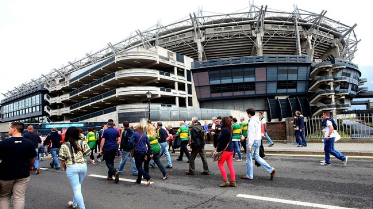 a73edee0400 Gardaí to implement these measures to prevent crowd congestion at  All-Ireland Final replay