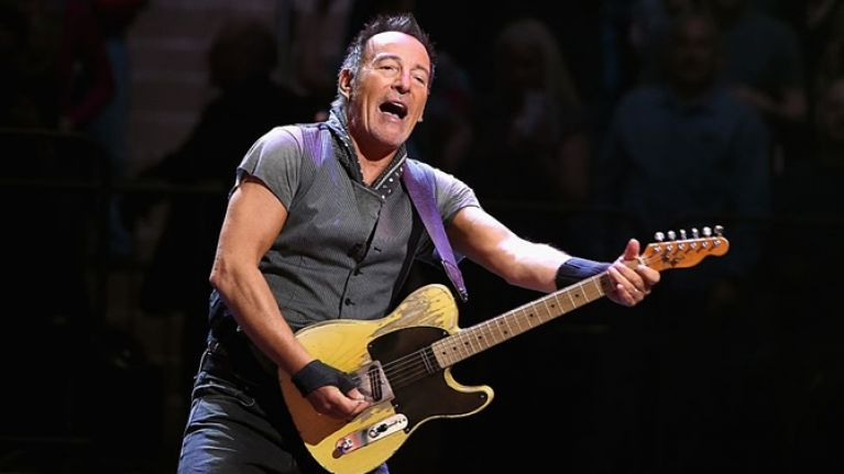 Dublin pub is having a night that's dedicated to Bruce Springsteen featuring his tunes and burgers