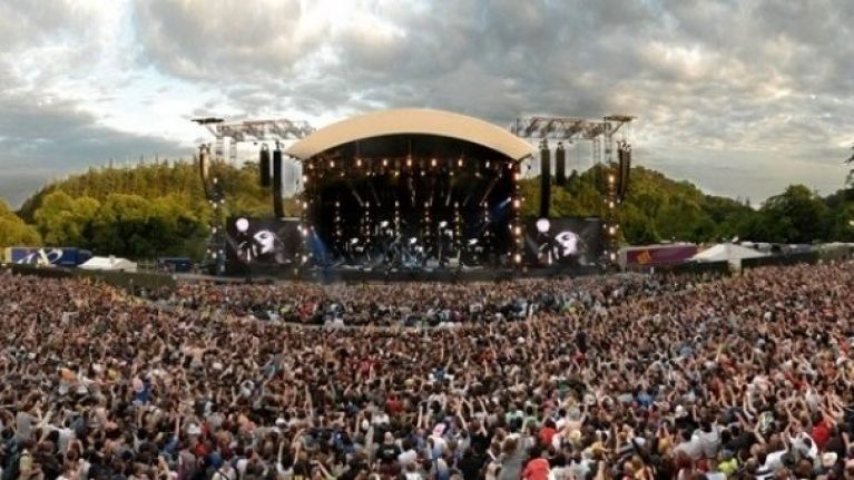 The full line-up for Slane Castle 2019 is here