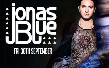 COMPETITION: Win a VIP meet and greet with top DJ Jonas Blue in Dublin