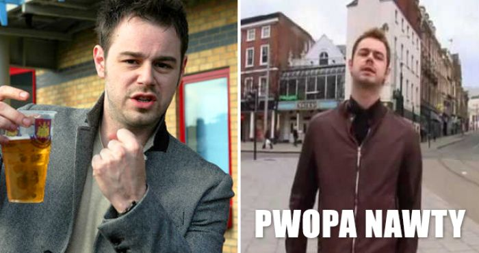 Danny Dyer S Real Football Factories Edited Into 60 Seconds Is Pwopa
