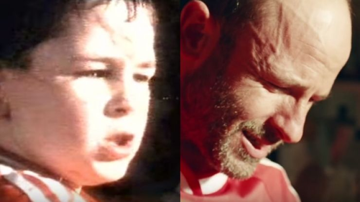 Remember the Accrington Stanley milk ad? It's been recreated with the original cast