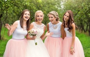 PICS: This is why people all over Ireland are wearing wedding dresses today