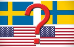 QUIZ: Guess the correct national flag from the slightly altered version