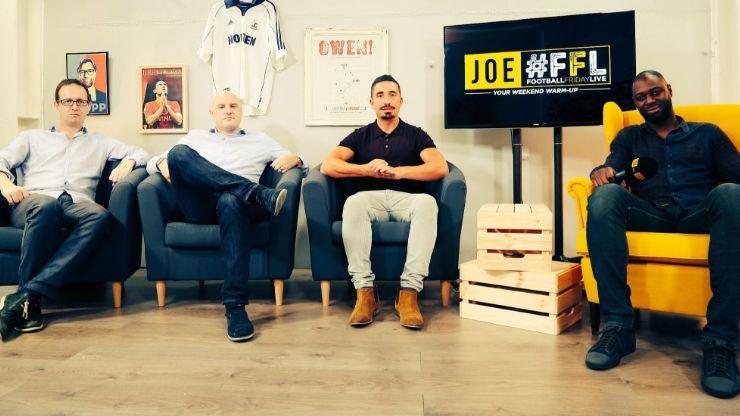 Ledley King joins JOE as 'Friday Football: Live' kicks off on Facebook