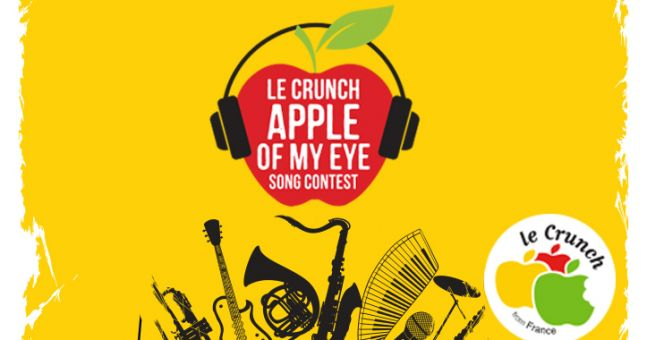 Le Crunch Music Competition: Terms and Conditions