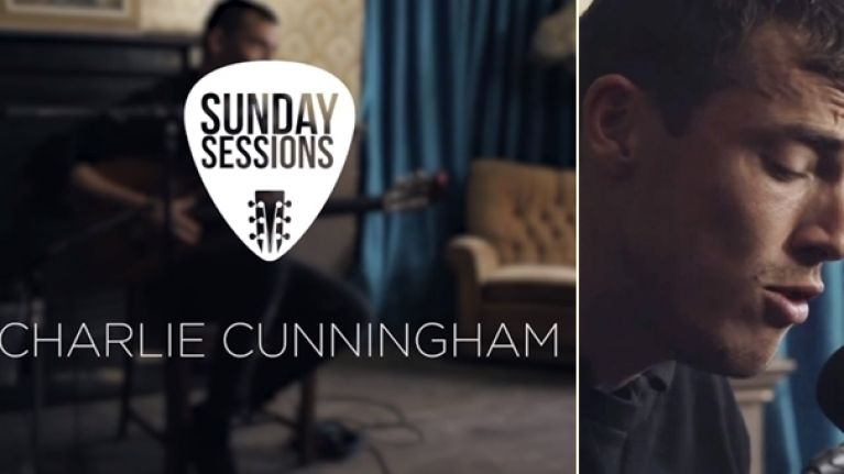 Sunday Sessions - Charlie Cunningham