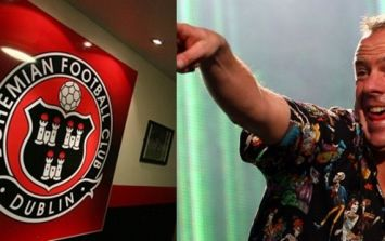 VIDEO: Fatboy Slim paid a class tribute to the fans of Bohemians at his gig in Dublin