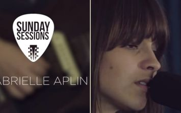 Sunday Sessions - Gabrielle Aplin