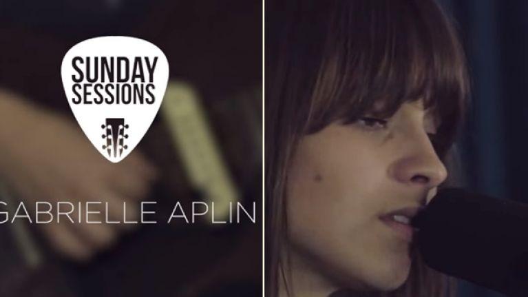 Sunday Sessions - Gabrielle Aplin