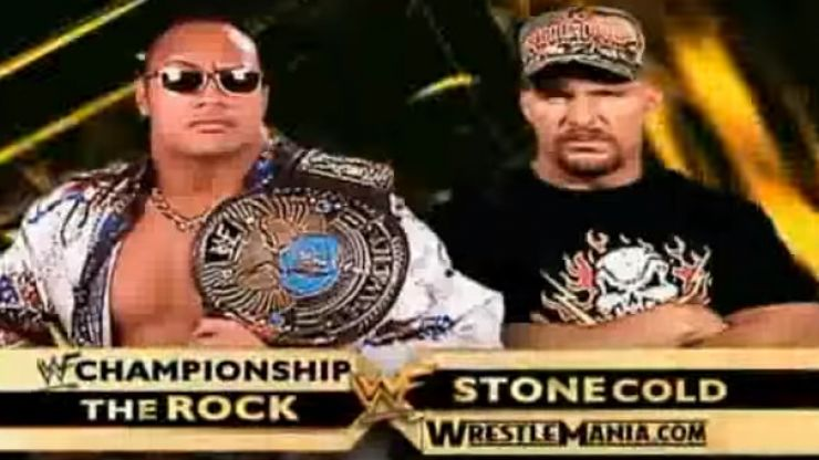 A very necessary tribute to the finest WrestleMania promo in the WWE's history