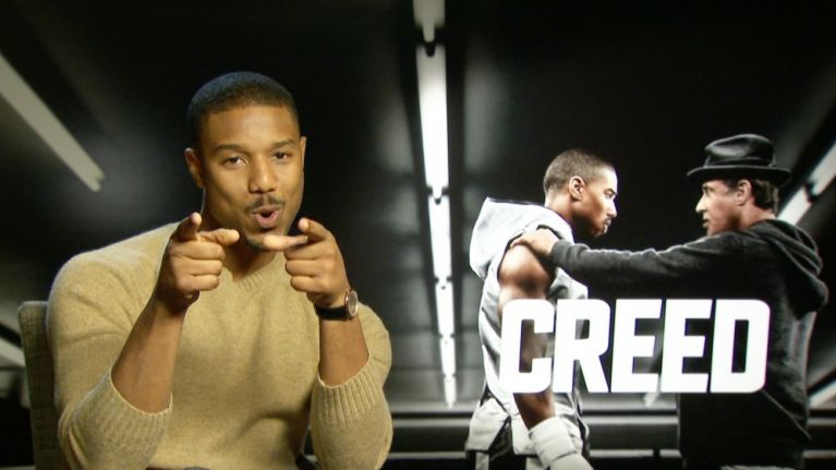 VIDEO: JOE meets Michael B. Jordan, Tessa Thompson and Ryan Coogler, the stars and director of Creed