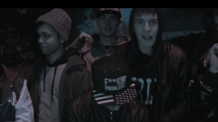 VIDEO: Check out this Ennis-based gangster rap and the priceless YouTube comments