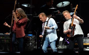Eagles' Greatest Hits has become the best-selling album of all time