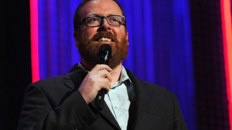 Frankie Boyle's recap of 2018 airs tonight, and it's going to be a good one