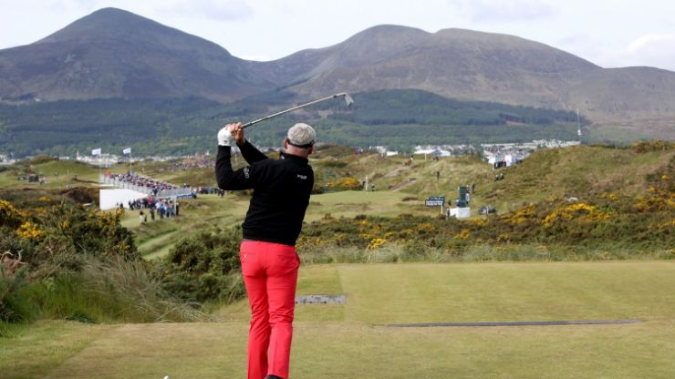 Irish golf course voted the best in the world