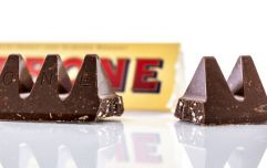 Toblerones look set to revert to their original and much bigger size