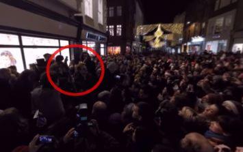 VIDEO: Superb 360º video of Bono, Glen Hansard and Hozier on Grafton Street