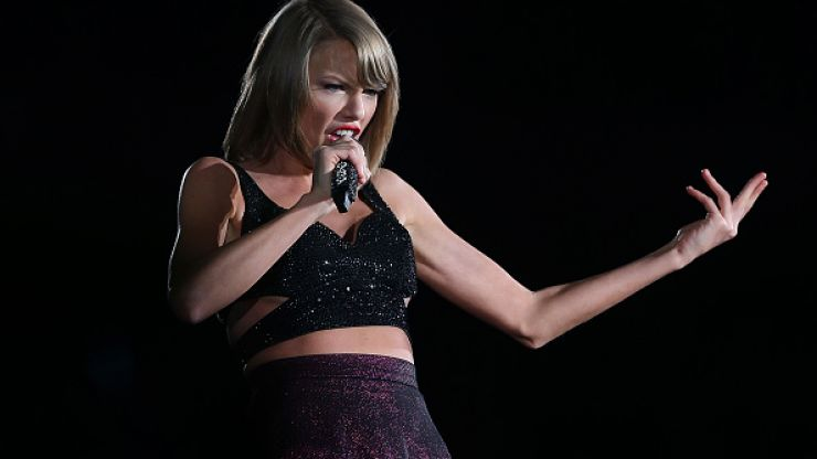 Some of the things banned from the Taylor Swift concert are ridiculous