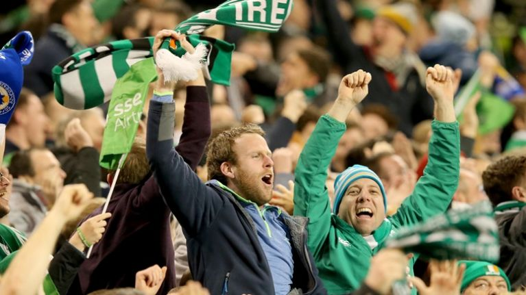 Great news: Thousands of extra tickets made available to Irish fans heading to Euro 2016