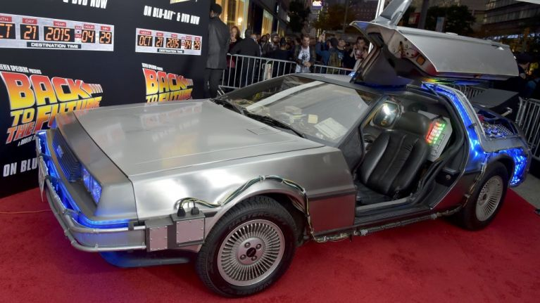 Attention Back to the Future fans! DeLorean cars are coming back