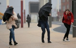 A nationwide weather warning has been issued by Met Éireann