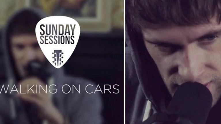 Sunday Sessions - Walking On Cars