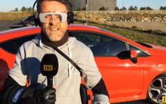 VIDEO: JOE tests out the new 'drug-driving suit'