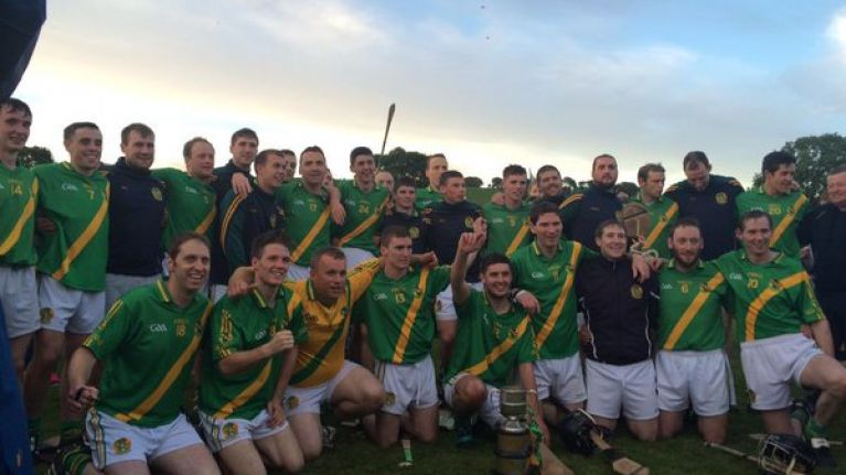 Hurlers that don't hurl, silent assassins and more stories from Dungourney GAA Club