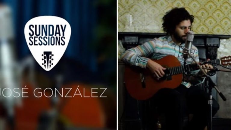 Sunday Sessions - José González