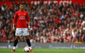 This latest court comment from Cristiano Ronaldo will be music to Manchester United fans' ears