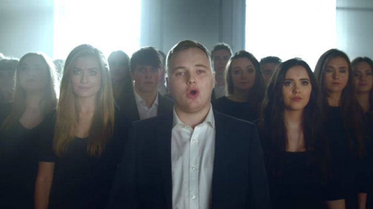 VIDEO: The UCD Choral Scholars rousing version of Mo Ghille Mear will give you goosebumps