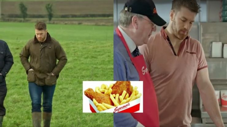 VIDEO: The new Sean O'Brien Supermac's ad is everything we could have hoped for