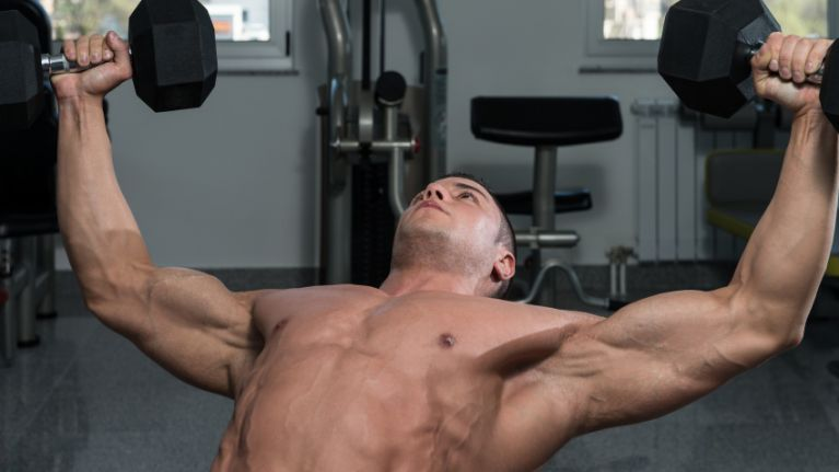 VIDEO: You've probably been doing the bench press wrong your whole life