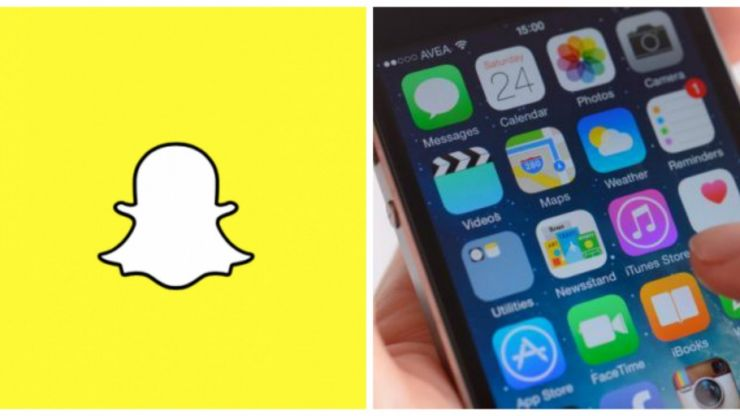 There's some good news if you use Snapchat on an iPhone 6 or 6S