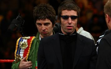 PICS: Noel and Liam Gallagher are quite happy that Pep Guardiola is heading to Man City