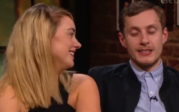 """He was just too exotic for me"" - we talk to Amanda from the Late Late Show about Deano"