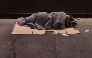 Third Irish homeless person dies this week