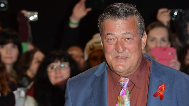 Stephen Fry has explained why he has left Twitter, following that BAFTA comment