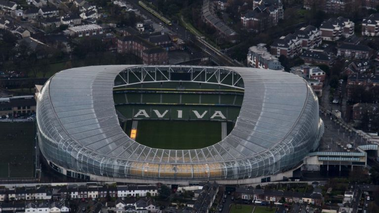 Dundalk FC announce that their Champions League play-off game will take place in the Aviva