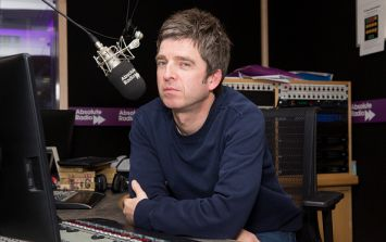 PIC: Noel Gallagher has this one very big regret about David Bowie