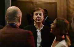 WATCH: Paul McCartney and Beck refused entry into Grammy after-party